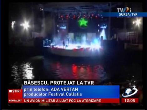 Ada Vertan, producător Festival Callatis, explică motivele pentru care i-a fost luat microfonul rapper-ului care a scandat împotriva președintelui