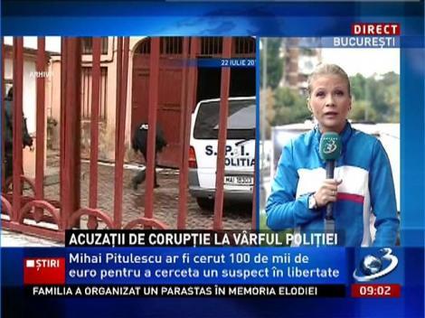 Acuzații grave de corupție la vârful Poliției Române! Mădălina Secuianu este cea care a depus plângerea pentru a-l apăra pe logodnicul ei