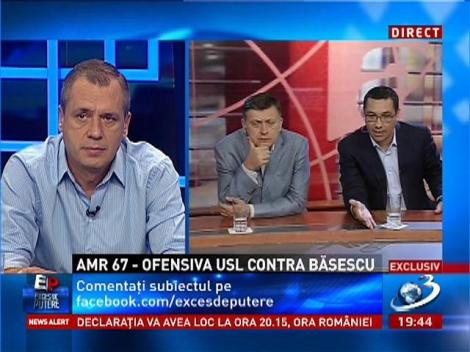 Victor Ponta despre Roșia Montană: Eu voi vota împotrivă, pe considerente a ceea ce am crezut