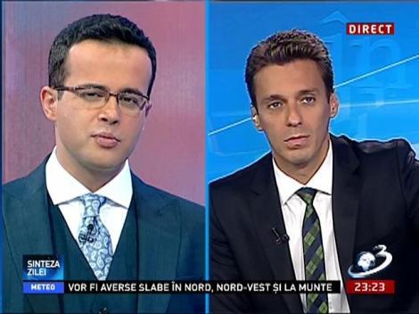Mircea Badea: S-au făcut talk-shouri pe tema nașterii nepoatei lui Traian Băsescu, e ca și cum ar fi subiect de dezbatere