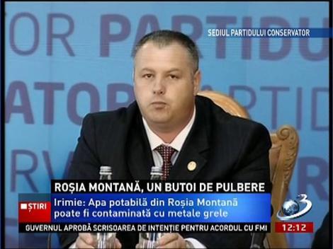 Roşia Montană, un butoi de pulbere