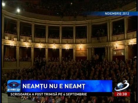 """Subiectiv: Mihail Neamţu recită o poezie legionară """"Ridică-te, Gheorghe, ridică-te, Ioane!"""""""