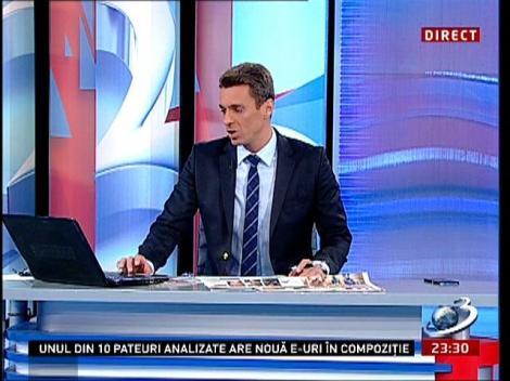 Mircea Badea vă invită la lansarea de carte a lui Marius Tucă