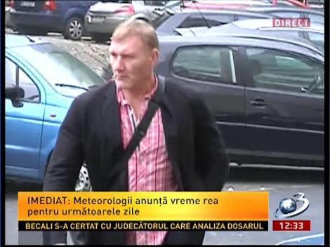 Tolea Ciumac a fost audiat de procurorii DIICOT în dosarul mafioţilor israelieni