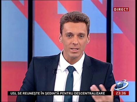 Cum s-a descris Mircea Badea pe contul de pe Twitter