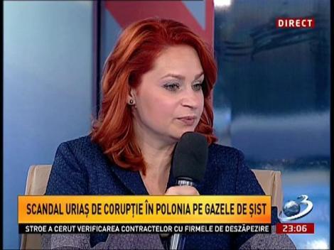 Scandal uriaş de corupţie în Polonita pe gazele de şist