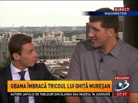 Ghiţă Mureşan şi MIrcea Badea vorbesc despre baschet