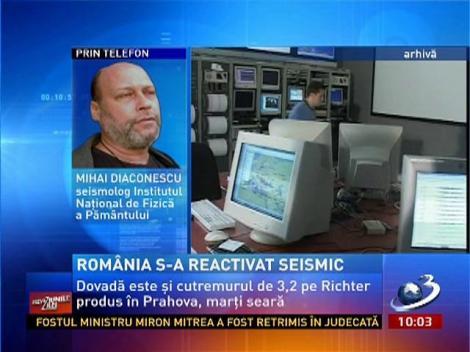 Mihai Diaconescu despre motivele producerii cutremurelor din ultimul timp