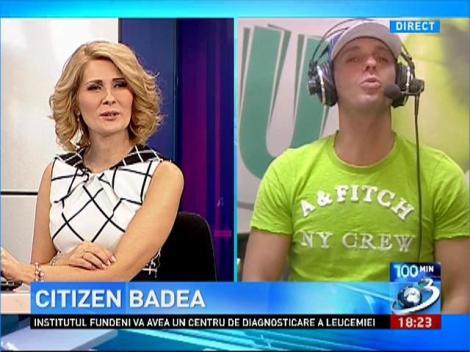 Badea: Tu stii de ce nu mai e lumea interesata pentru ca vor plati mai mult? Pentru ca e Bianca Dragusanu in Dubai!