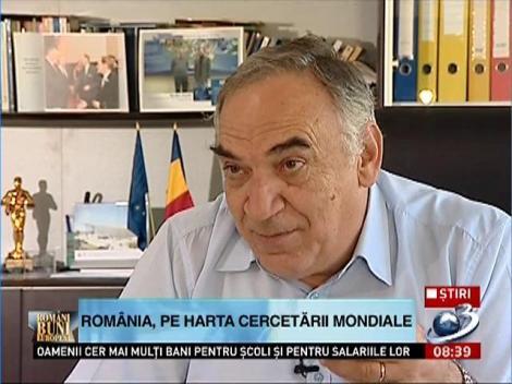Români buni europeni! Nicolae Zamfir, inventatorul celui mai puternic laser din lume