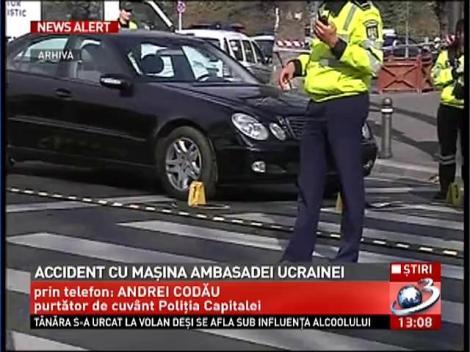 Andrei Codău, despre accidentul din zona Dorobanţi