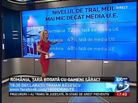 100 de Minute: România, fruntaşă la resurse în Uniunea Europeană