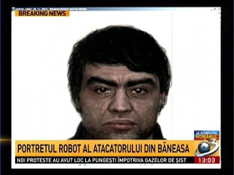 Portretul robot al atacatorului din Baneasa