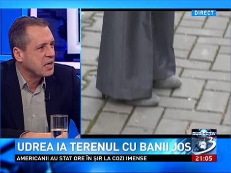 Subiectiv: Explicaţiile şi intenţiile Elenei Udrea de a cumpăra terenuri agricole
