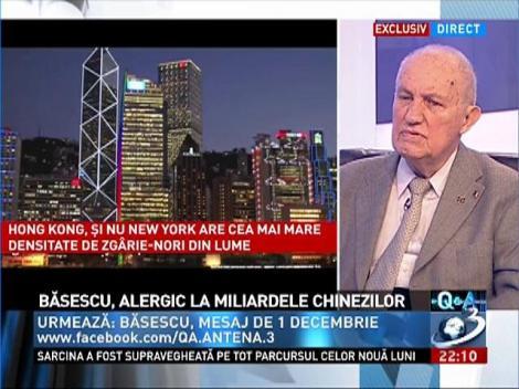 Istoricul Dinu C. Giurescu, despre relatiile Romaniei cu China