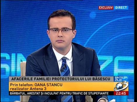 Oana Stancu: Mircea Zegrean a fost adus la ISCIR de la o fabrică de ciorapi