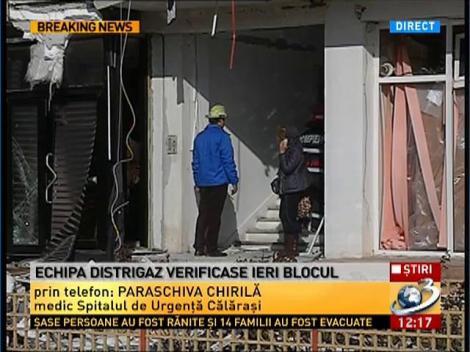 Răsturnare de situaţie în cazul exploziei de la Călăraşi. Se ŞTIA că va avea loc o EXPLOZIE