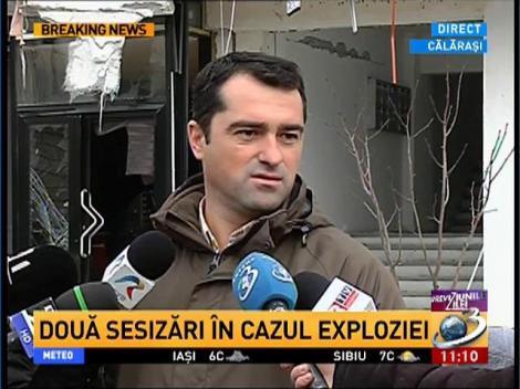 Procurorii cer explicatii angajatilor Distrigaz in cazul exploziei de la Calarasi