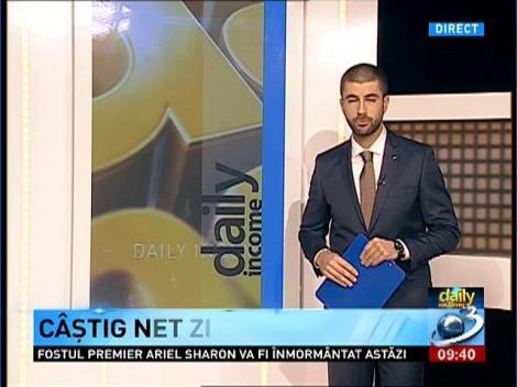 Adrian Măniuţiu, despre noua emisiune Daily Income