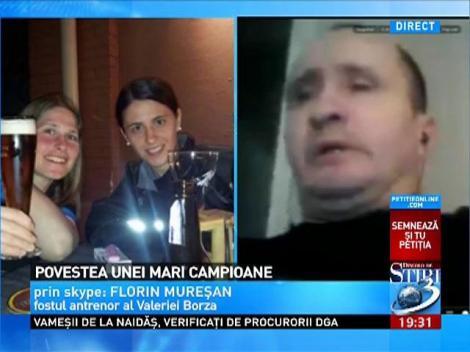 Antrenorul campioanei Vali Borza a vorbit cu durere în suflet despre decesul ei