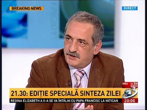 Adrian Izvoranu: Cred că cineva trebuie să facă o procedură exactă, cu ce s-a făcut şi ce nu