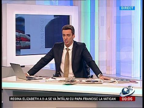 Mircea Badea: Genial! Turcescu îşi schimbă numele pe Facebook