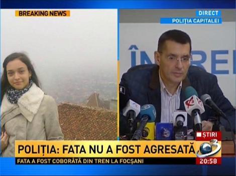 Poliția Capitalei a oferit declarații cu privire la dispariția fetei olimpice din București
