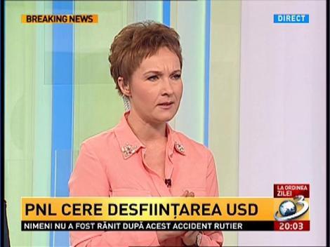 PNL cere desfiinţarea USD