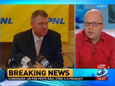 Adrian Ursu: Antonescu văd că nu lasă nimic. Ponta mimează măcar că cedează!