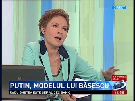 La Ordinea Zilei: Victor Ciorbea şi Mugur Ciuvică, despre Băsescu în postura de prim-ministru