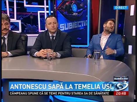 Felix Rache, despre războiul dintre Ponta şi Antonescu: E un divorţ între femei!