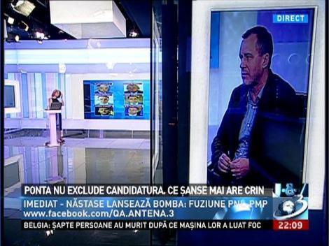 Q&A: Mugur Ciuvica, despre candidatii la alegerile prezidentiale