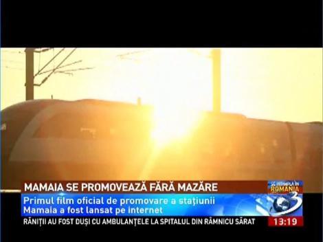 Primul clip oficial de promovare a staţiunii Mamaia