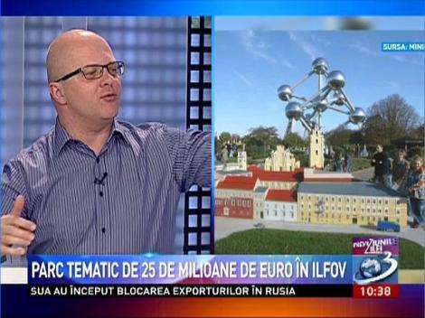 Parc de 25 de miioane de euro in judetul Ilfov