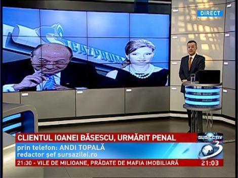Subiectiv: Andi Topală face noi dezvăluiri despre clientul Ioanei Băsescu, Mihai Corbu