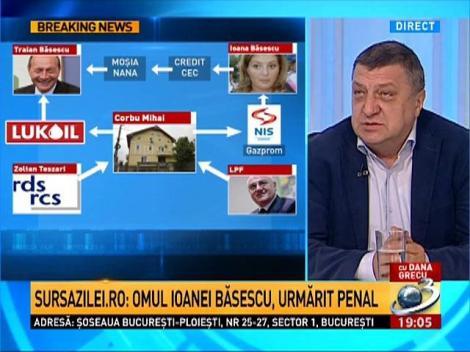 La Ordinea Zilei: Legăturile dubioase ale lui Mihai Corbu cu afacerile familiei Băsescu