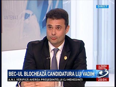 Daniel Florea: Dacă va câştiga domnul Diaconu, ce va face domnul Antonescu?