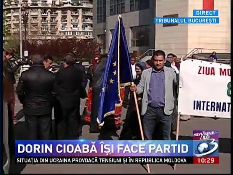 Felix Rache, despre partidul lui Cioabă: Vrea să îi dea o mână de ajutor lui Băsescu!