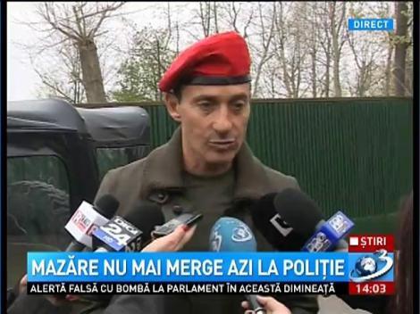 Mazăre: Sunt interceptat de când e Băsescu preşedinte