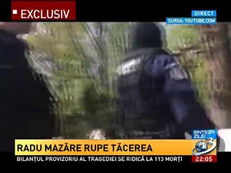 Exclusiv! Radu Mazăre rupe tăcerea la Sinteza Zilei