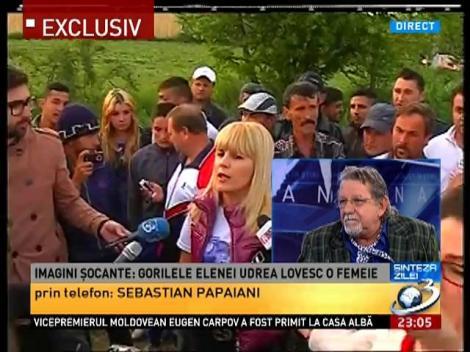 Sebastian Papaiani, în excusivitate la Sinteza Zilei, despre incidentul violent de la Nana