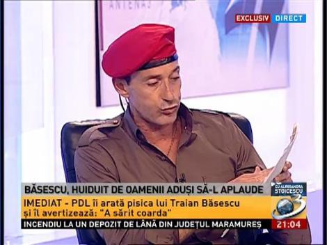 Radu Mazăre, dezvăluiri despre caracatița intereselor lui Băsescu din Portul Constanța