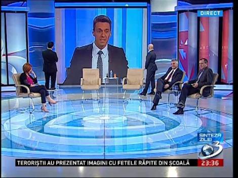 """Mircea Badea face show! Care este legătura dintre Elena Udrea şi melodia """"Tu"""""""