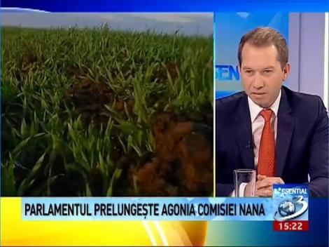 Mihai Sturzu: Când se va face public raportul Comisiei Nana voi fi primul care îl publică