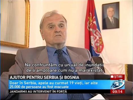 Serbia are nevoie de ajutorul României. Ce mesaj ne transmite ambasadorul Brancovici