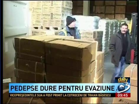 Daily Income: Pedepse dure pentru evaziune
