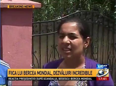 Mesajul fiicei lui Becea Mondial pentru Traian Băsescu: 250 de mii de euro au rămas la Mircea şi 300 de mii de euro lui Traian