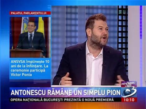 Felix Rache, despre Iohannis şi Blaga: Sunt doi sacii de dormit. Până promit ei, se termină campania electorală
