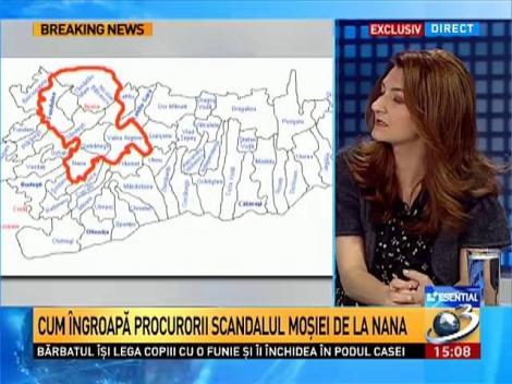 Preşedintele Comisiei Nana, în exclusivitate la Antena 3