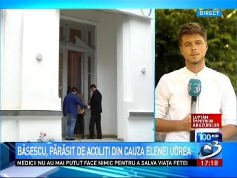 100 de Minute: Băsescu a semnat pentru Diaconescu, dar o susţine pe Udrea